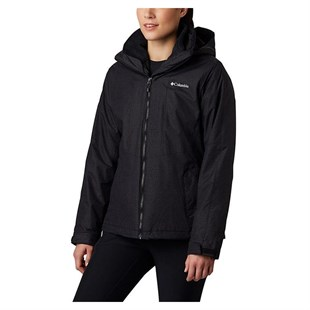 Columbia XL1195-013 Ruby River Interchange Jacket Kadın Mont