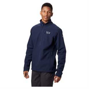 Mountain Hardwear OM6646-425 Fairing Jacket Erkek SoftShell Mont